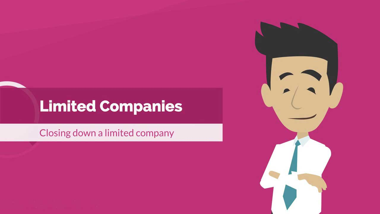 Closing Down a Limited Company